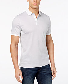 Michael Kors Men's Classic-Fit Dot-Print Polo