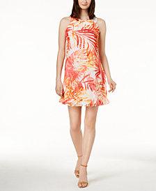 Calvin Klein Petite Trapeze Dress
