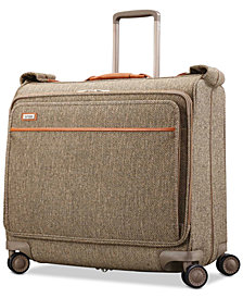 Hartmann Tweed Legend Voyager Spinner Garment Bag