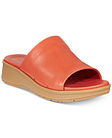 Bare Traps Rebecca Slip-On Wedge Sandals