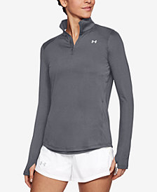Under Armour Speed Stride Quarter-Zip Running Top