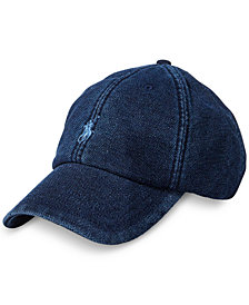 Polo Ralph Lauren Men's Mesh Baseball Cap