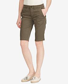 Lauren Ralph Lauren Stretch Chino Shorts