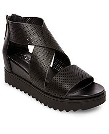 Klein Wedge Sandals