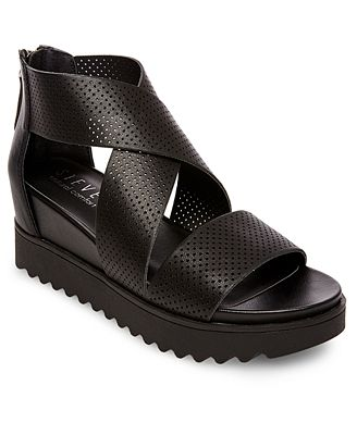 STEVEN by Steve Madden Klein Wedge Sandals