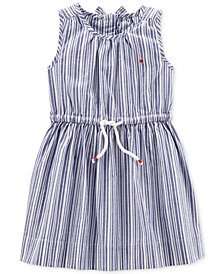 Carter's Striped Cotton Dress, Toddler Girls