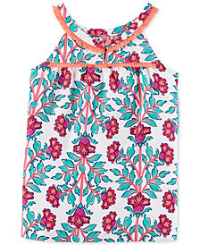 Carter's Floral-Print Top, Little & Big Girls