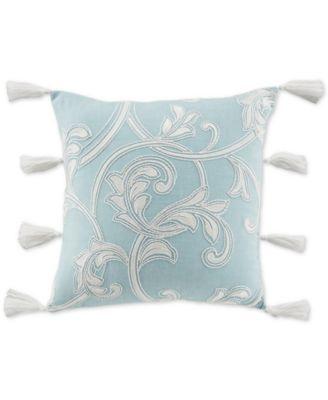 """Willa Square 18"""" x 18"""" Decorative Pillow"""
