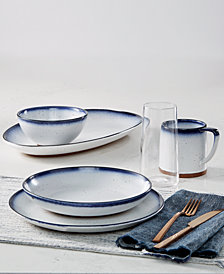Lucky Brand Dip-Dye Dinnerware Collection