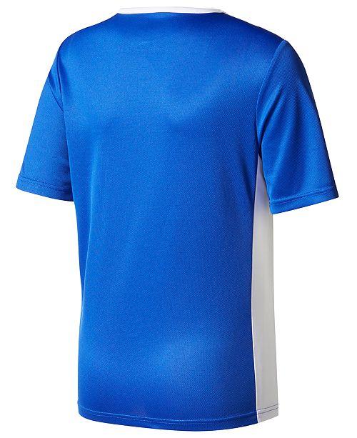 09c682ebd adidas Youth Entrada 18 Jersey T-Shirt