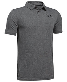 Under Armour Threadborne Polo Shirt, Big Boys