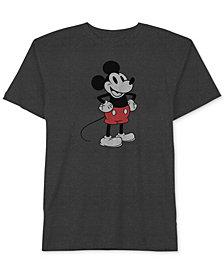 Hybrid Apparel Men's Mickey Mouse T-Shirt