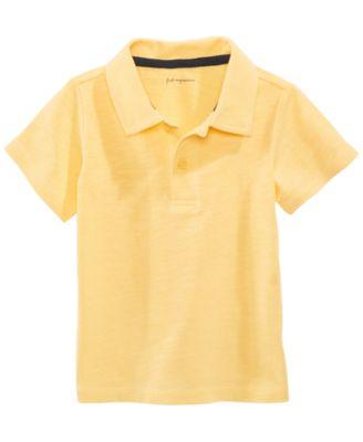 Cotton Polo, Baby Boys, Created for Macy's