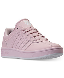 K-Swiss Women's Chesterfield Casual Sneakers from Finish Line