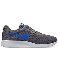 Nike Men's Tanjun Casual Sneakers from Finish Line