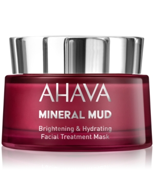 Mineral Mud Brightening & Hydrating Facial Treatment Mask