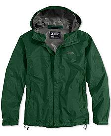 EMS® Men's Thunderhead Packable Full-Zip Hooded Waterproof Jacket