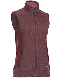 EMS® Women's Destination Hybrid Full-Zip Fleece Sweater Vest