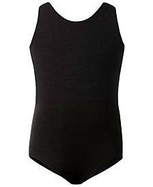 Flo Dancewear Bow-Back Tank Leotard, Toddler, Little & Big Girls
