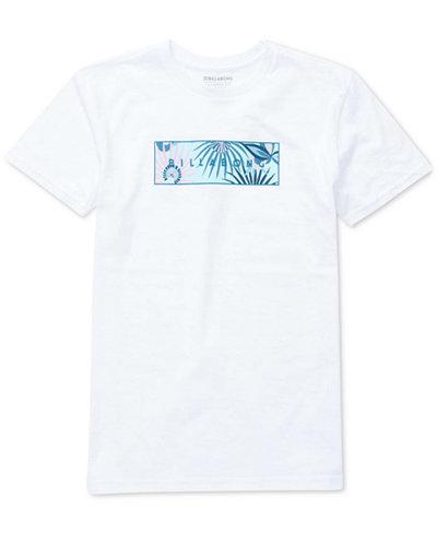 Billabong United Graphic-Print Cotton T-Shirt, Toddler Boys