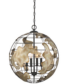 Zeev Lighting Atlas Chandelier