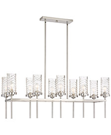Zeev Lighting Triticus 10-Light Chandelier