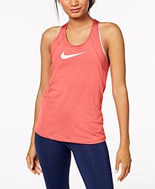 Nike Pro Mesh Dri-FIT Tank Top