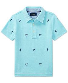 Polo Ralph Lauren Cotton Polo, Little Boys