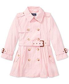 Polo Ralph Lauren Trench Coat, Toddler Girls