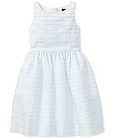 Polo Ralph Lauren Tulle Fit & Flare Dress, Toddler Girls