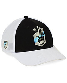 adidas Minnesota United FC Authentic Mesh Adjustable Cap