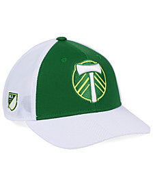 adidas Portland Timbers Authentic Mesh Adjustable Cap