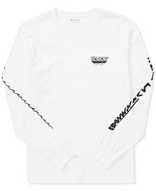 Billabong Men's Long-Sleeve Graphic-Print T-Shirt