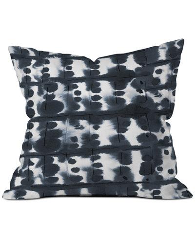 Deny Designs Jacqueline Maldonado Parallel Stone Throw Pillow