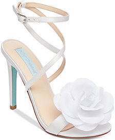 Blue by Betsey Johnson Terra Sandals