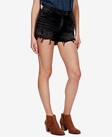 Lucky Brand Frayed Denim Shorts