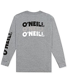 O'Neill Men's Packed Long-Sleeve T-Shirt