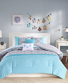 Clara 4-Pc. Twin/Twin XL Comforter Set