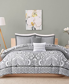 Isabella 5-Pc. Full/Queen Comforter Set