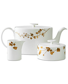 Vera Wang Wedgwood Jardin Beverage Set