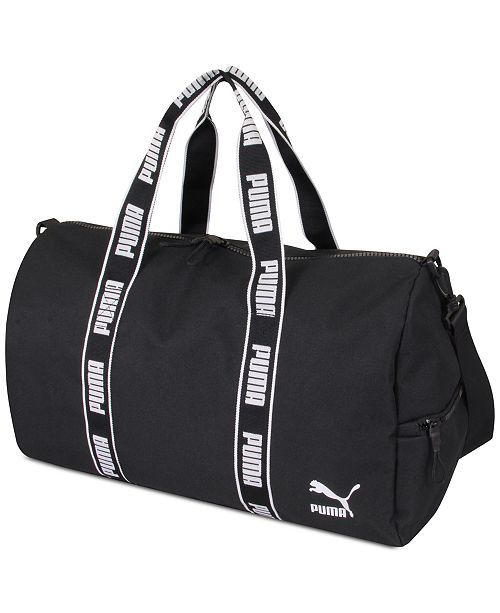 dc92bfe2895a Puma Conveyor Duffel Bag   Reviews - Women s Brands - Women - Macy s