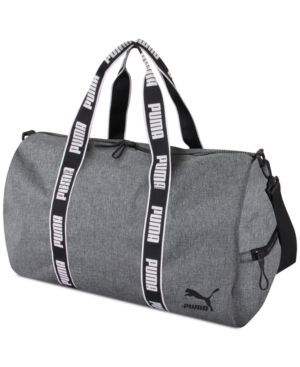 CONVEYOR DUFFEL BAG - GREY