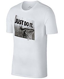 Nike Men's Dri-FIT Just Do It T-Shirt