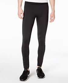 A|X Armani Exchange Men's Slim-Fit Leggings with Tonal Logo