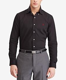 Polo Ralph Lauren Men's Slim Fit Poplin Stretch Shirt