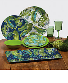 Certified International Tropicana Melamine Dinnerware Collection
