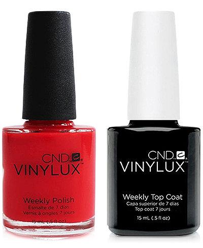Creative Nail Design Vinylux Mambo Beat Nail Polish & Top Coat (Two Items), 0.5-oz., from PUREBEAUTY Salon & Spa