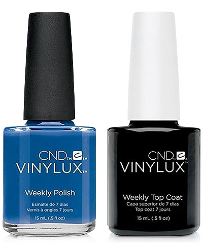 Creative Nail Design Vinylux Date Night Nail Polish & Top Coat (Two Items), 0.5-oz., from PUREBEAUTY Salon & Spa