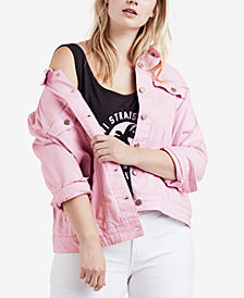 Levi's® Plus Size Denim Trucker Jacket