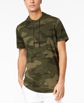 Men's Camo Hoodie, Created for Macy's
